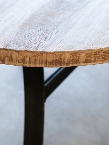 Tafel Table CS OV II teak teck basics